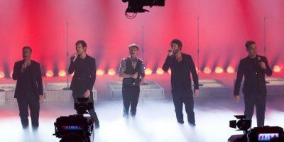 La banda conformada por Howard Donald, Jason Orange, Mark Owen y Robbie Williams fue una de las más populares en la primera mitad de los 90. Foto:Getty Images