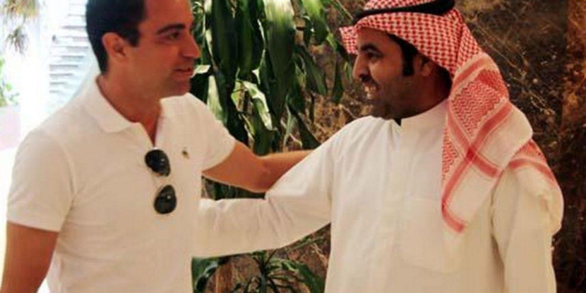 FOTOS: 15 futbolistas que llenaron sus billeteras en el Medio Oriente