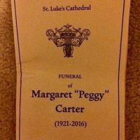 """La muerte de """"Peggy Carter"""", eterno amor del """"Primer Vengador"""", hará que """"Steve Rogers"""" no desee continuar con el proyecto """"Avengers"""" Foto:Marvel"""