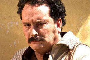 """Christian Tappan era """"Gonzalo Gaviria"""", basado en Gustavo Gaviria, primo hermano de """"Pablo Escobar"""" y su mano derecha en la organización. Foto:vía Caracol Televisión"""