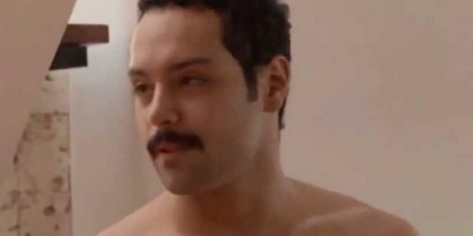 """Andrés Felipe Torres era """"El Topo"""", basado en otro de los sicarios de Escobar, el """"Chopo"""" Foto:vía Caracol Televisión"""