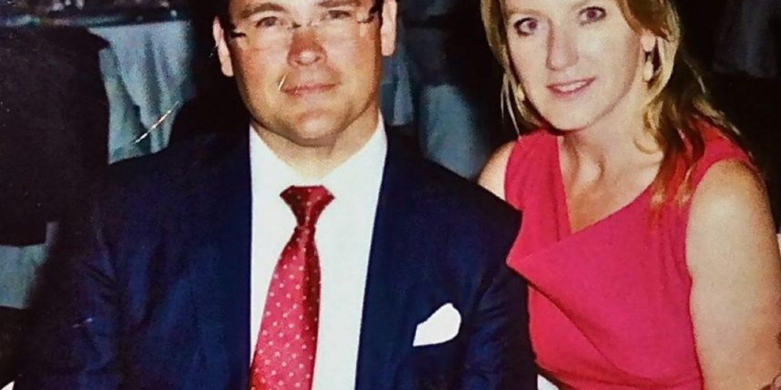 Savvas Savopoulos y su esposa Amy Savopoulos fueron dos de las cuatro víctimas fallecidas. Foto:Vía facebook.com/AmySavopoulos