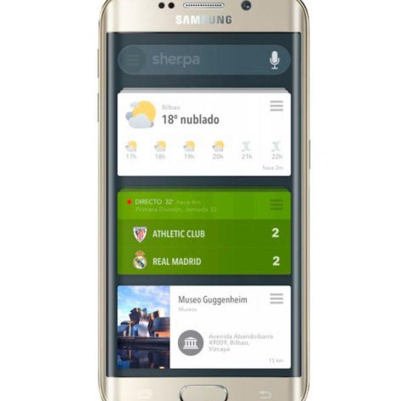 La versión que se integrará está diseñada por y para los terminales de Samsung a modo de versión exclusiva Foto:Samsung
