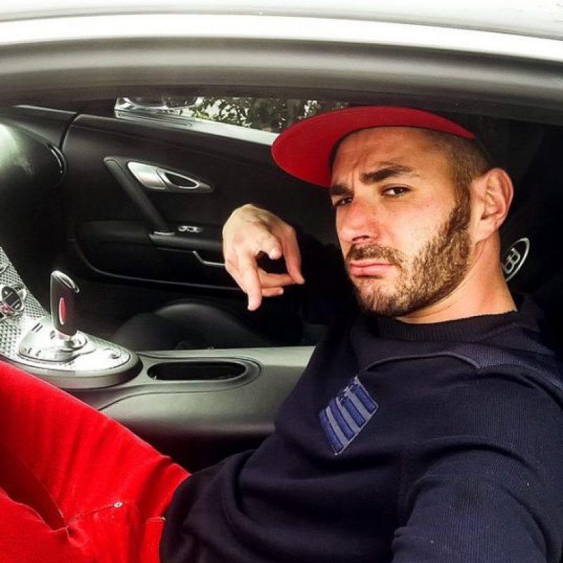 1. Karim Benzema, delantero del Real Madrid fue detenido este 20 de mayo por agentes de la Policía de Madrid… ¡por conducir sin licencia! Foto:Vía instagram.com/karimbenzema