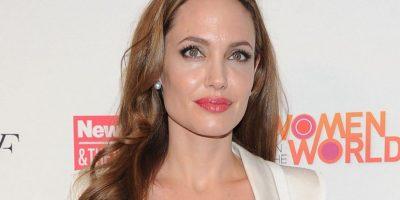 Esta es Angelina. Foto:vía Getty Images