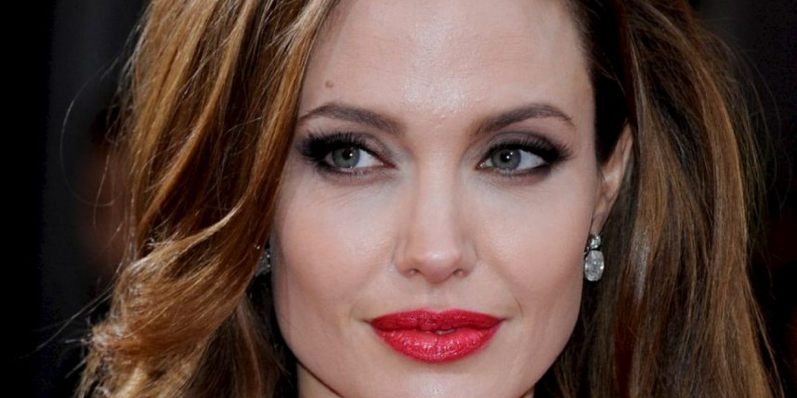 Esta es Angelina, de nuevo. Foto:vía Getty Images