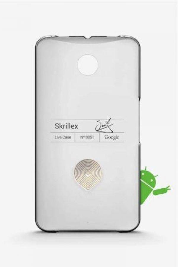 Así serán las nuevas fundas de Google edición Skrillex Foto:Google