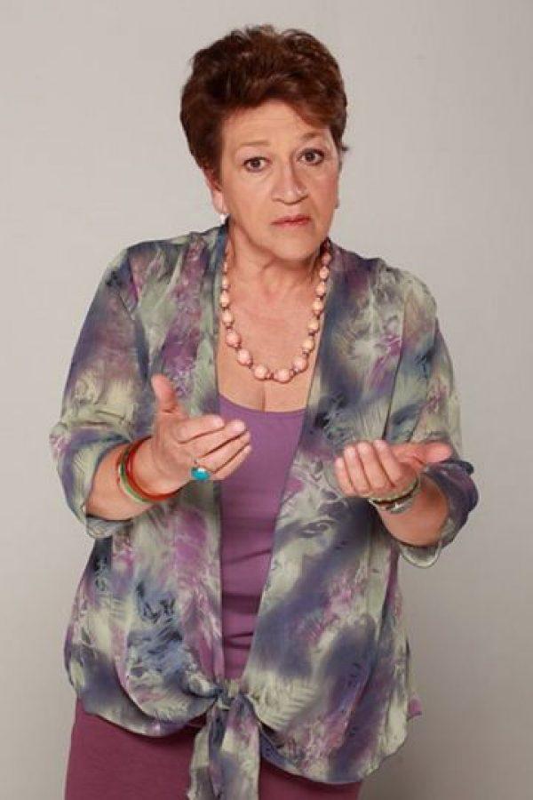 Vicky Hernández es una de las más veteranas y respetadas actrices de Colombia. Protagonizó una polémica en el que se la retrató como una mujer sin trabajo y enferma, pero ella lo desmintió el año pasado. Foto:vía Colarte