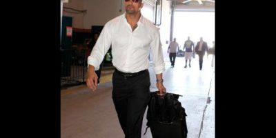 """Johnson estrenará la película """"San Andreas"""" a finales de mayo Foto:WWE"""