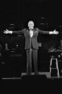 Frank Sinatra. Foto:vía Getty Images