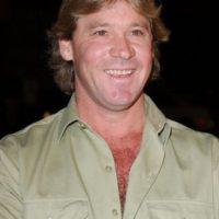 Steve Irwin. Foto:vía Getty Images