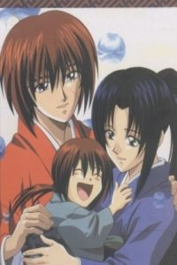 Kenji es el hijo de Kenshin y es un guerrero, como su padre. Foto:vía Fuji Tv