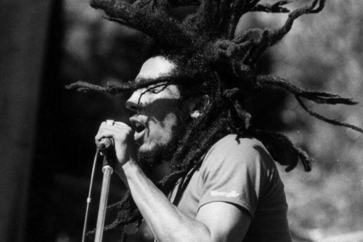 Bob Marley. Foto:vía Getty Images
