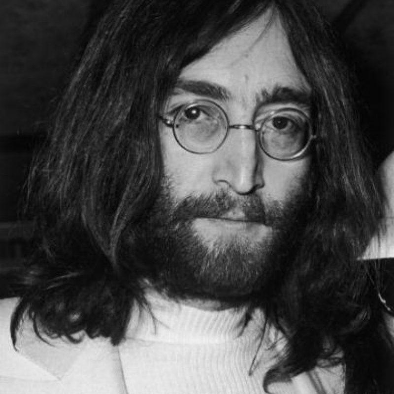 John Lennon. Foto:vía Getty Images