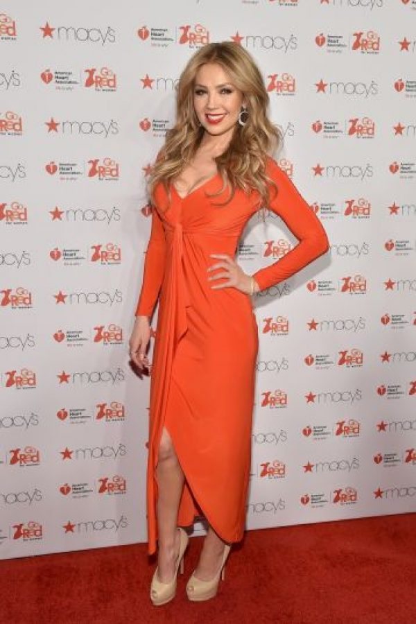 Thalía Foto:Getty Images