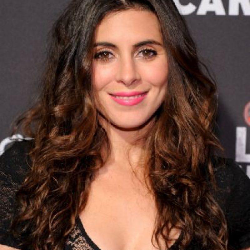 """La actriz de """"Los Soprano"""" contrajo Lyme en 2008 en Nueva Jersey Foto:Getty Images"""