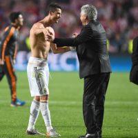 Ancelotti también ha tenido elogios para Cristiano. Foto:Getty Images