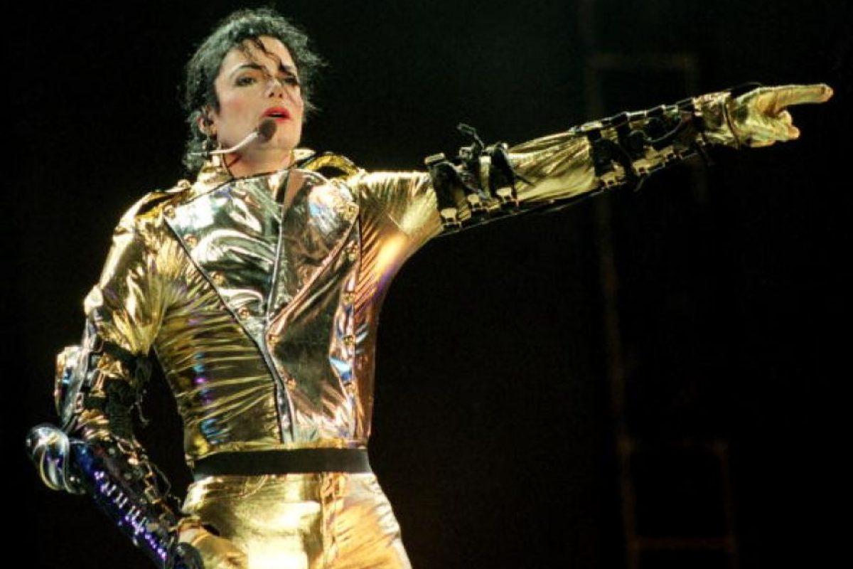 Michael Jackson Foto:vía Getty Images