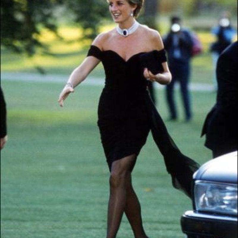 Diana de Gales. Foto:vía Getty Images