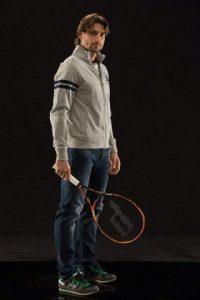 Es español, tiene 31 años, mide 1.75 m y pesa 73 kg. Foto:Vía twittr¡er.com/davidferrer87