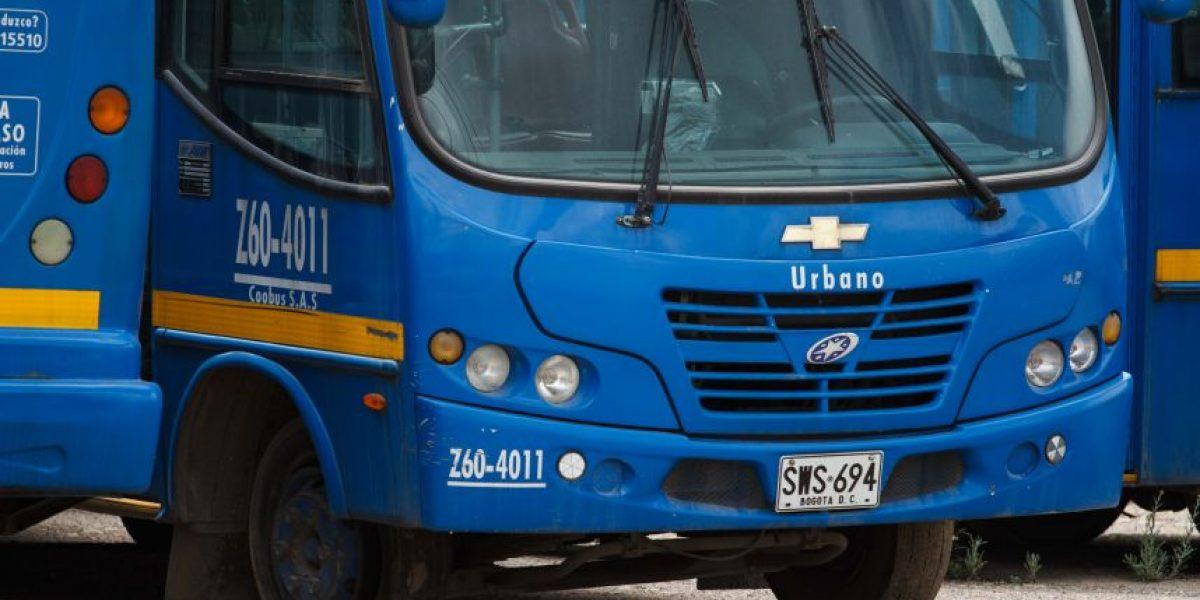 Video: Muere ciclista arrollado por un bus del SITP al norte de Bogotá