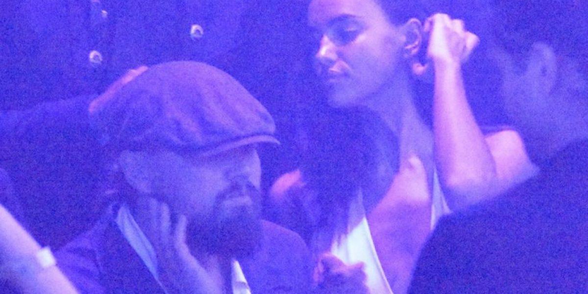 FOTOS: ¿Y Bradley Cooper? Irina Shayk se va de fiesta con Leonardo DiCaprio