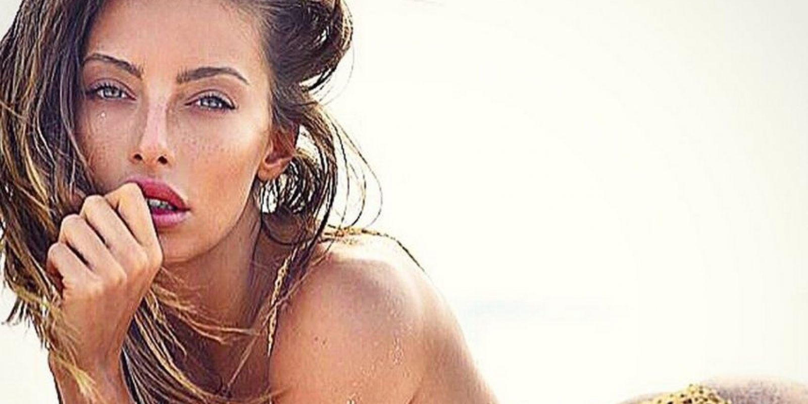 Participó en el concurso Miss Italia en 2011 Foto:Vía instagram.com/alessiatedeschi91