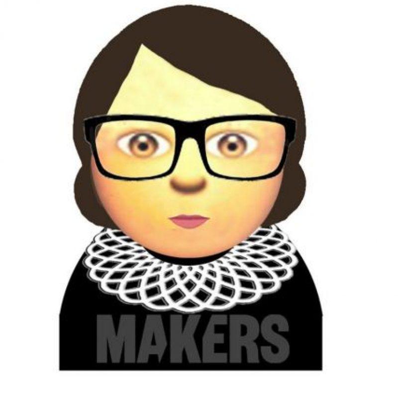 Ruth Bader Ginsburg Foto:Makers