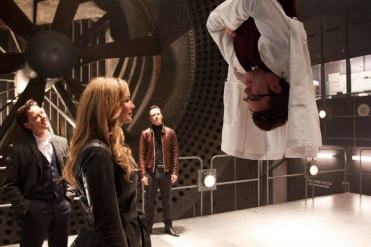 """La pareja se conoció en 2011, durante el rodaje de la cinta """"X-Men: First Class"""" Foto:IMDB"""