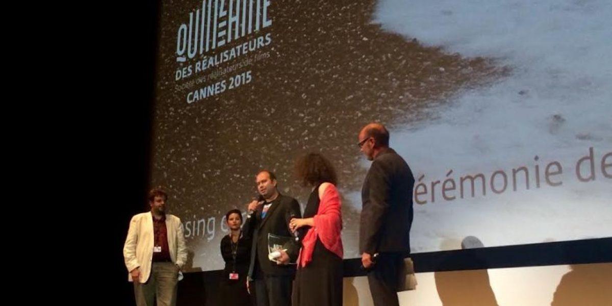 """Ciro Guerra triunfa en Cannes con """"El abrazo de la serpiente"""""""