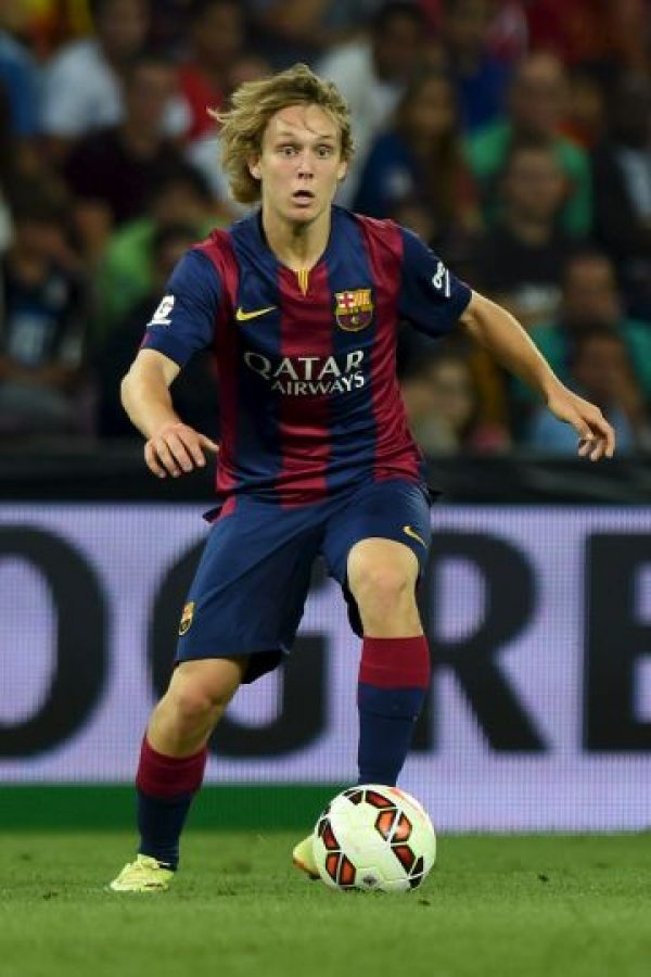 6. Allen Halilovic Foto: Getty Images