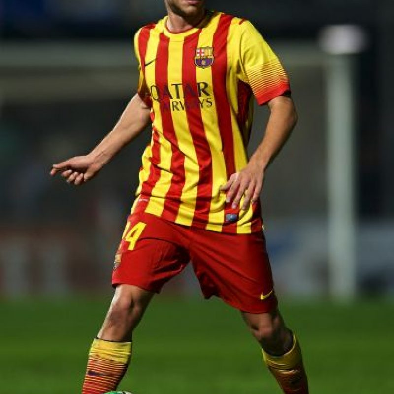 4. Sergi Roberto Foto: Getty Images