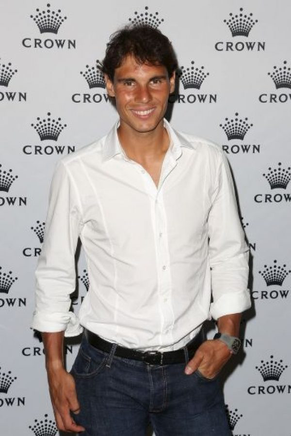 1. Rafael Nadal Foto: Getty Images