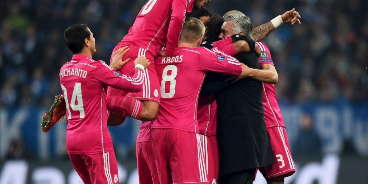 El vestidor del Real Madrid está con Carlo Ancelotti
