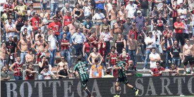 El AC Milan no clasificó a ninguna competencia europea Foto:Getty Images