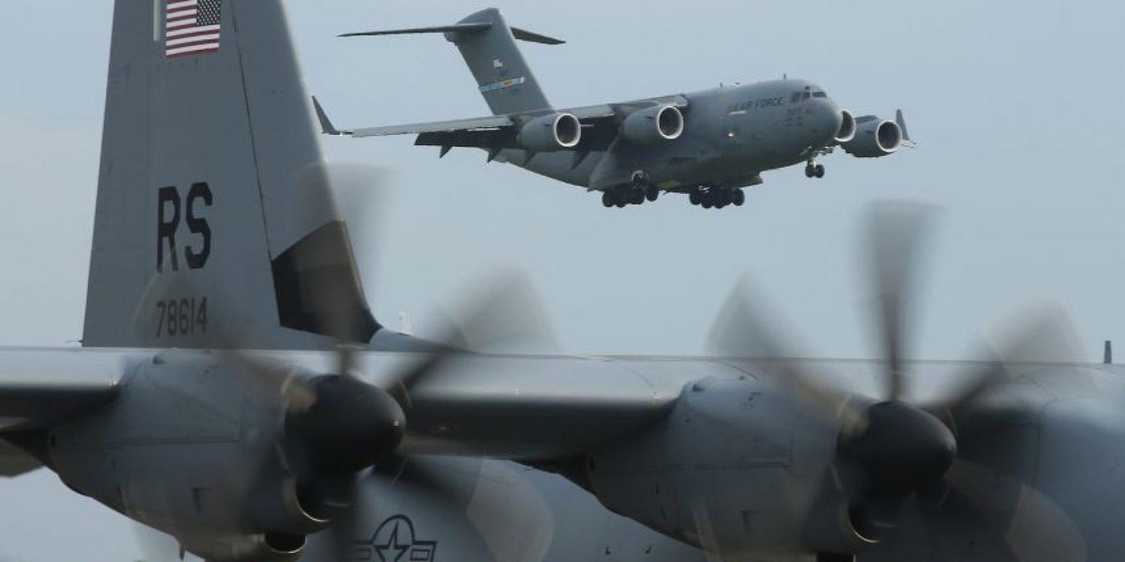 El Pentágono reconoció que tras los ataques aéreos contra el ISIS, murieron al menos dos civiles. Foto:Getty Images