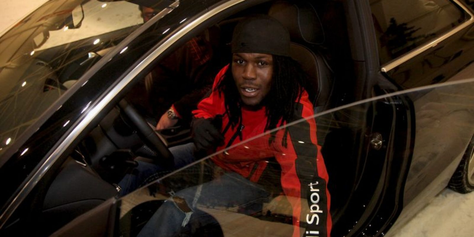 7. Royston Drenthe Foto:Getty Images
