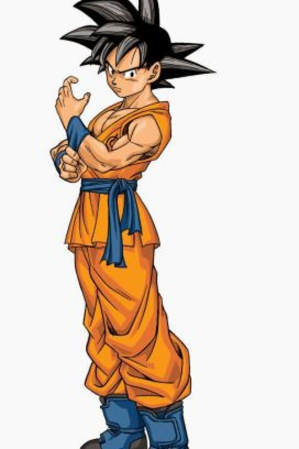 Y así se verá Gokú en el manga. El de siempre. ¿Les gusta? Foto:vía Dragon Ball Súper