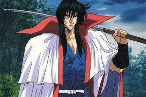 El maestro de Kenshin, Seijurō Hiko XIII, es quien le dice que debe sucederle, pero Kenshin se niega a ser maestro en la técnica. Increíblemente, Seijurō termina entrenando al hijo de Kenshin. Foto:vía Fuji Tv