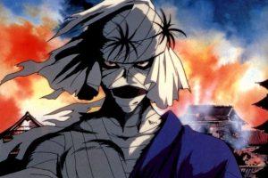 Shishio es el más temible antagonista de Kenshin. Incluso casi llega a causar la guerra civil en Japón. En el manga, luego de su fallecimiento a manos de Kenshin, se le ve en una visión que este tiene del infierno retando al Diablo. Foto:vía Fuji Tv