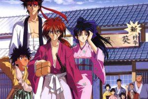 """""""Samurai X"""" fue creada por Nobuhiro Watsuki. El final de la publicación del manga fue en 1999. La obra fue basada en la transición histórica que hizo Japón del periodo Edo al Meiji. Foto:vía Fuji Tv"""