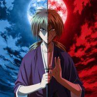 En el manga final, la cicatriz de Kenshin se borra porque contrae lepra. Foto:vía Fuji Tv