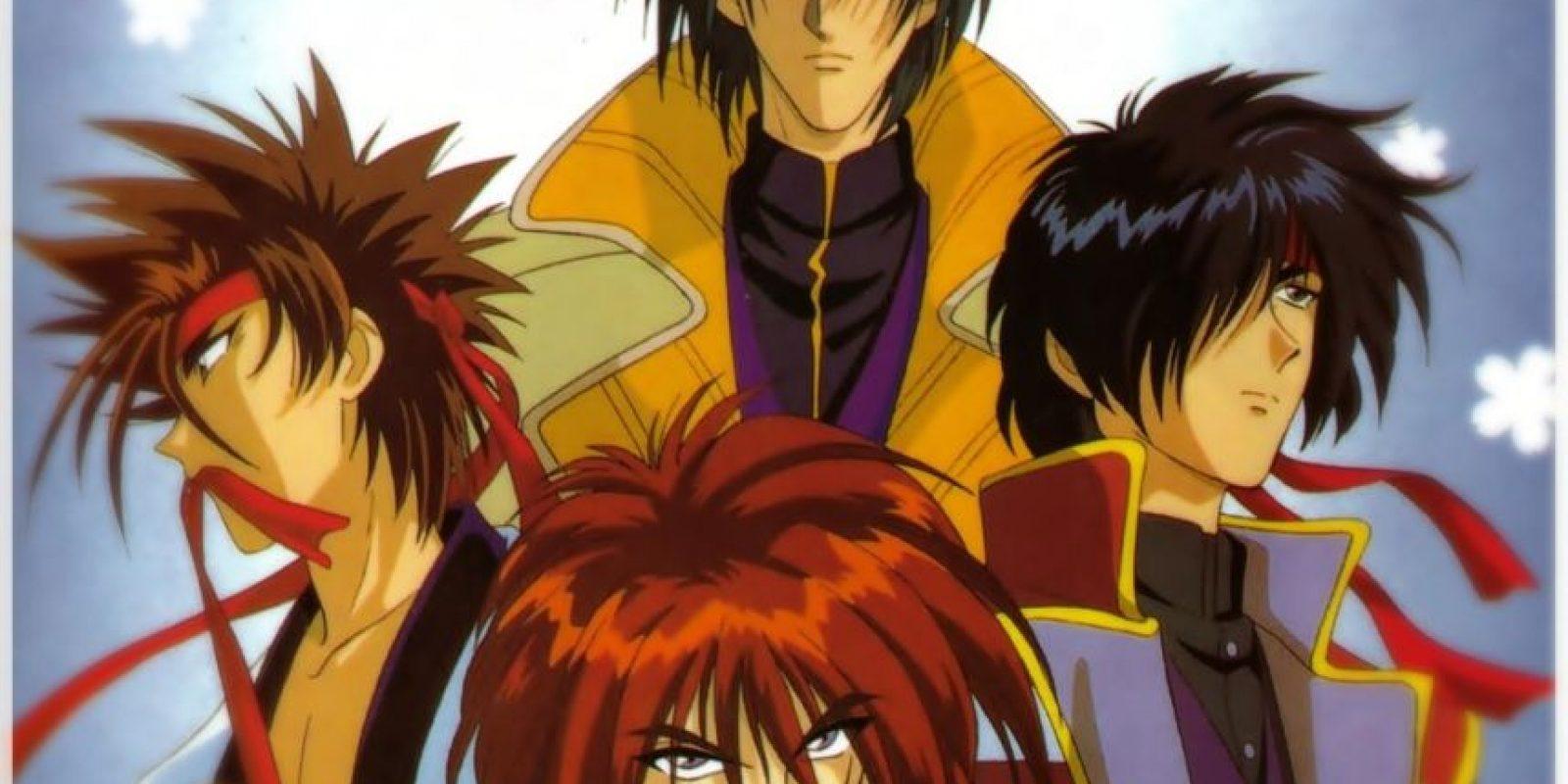 Watsuki ha basado la creación de los personajes de la serie en personajes de Marvel y videojuegos. Foto:vía Fuji Tv
