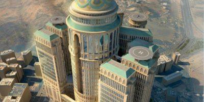 El sitio tendrá un área de aproximadamente 60 mil metros cuadrados y una superficie total de dos millones de metros cuadrados. Foto:Vía dar.dargroup.com