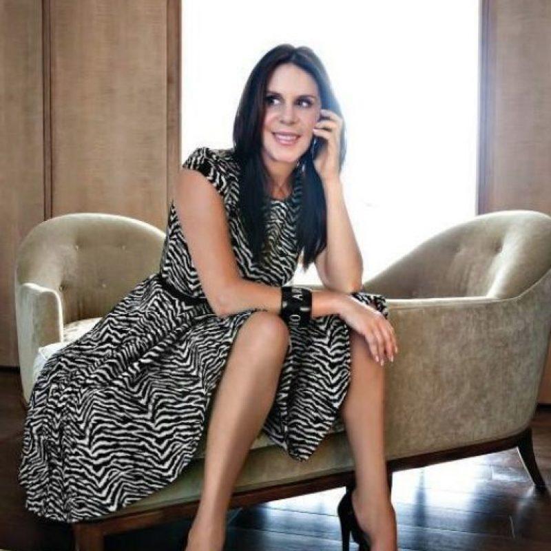 A sus 56 años, la actriz sigue en diversos proyectos de televisión Foto:Vía facebook.com/pages/Rebeca-Jones