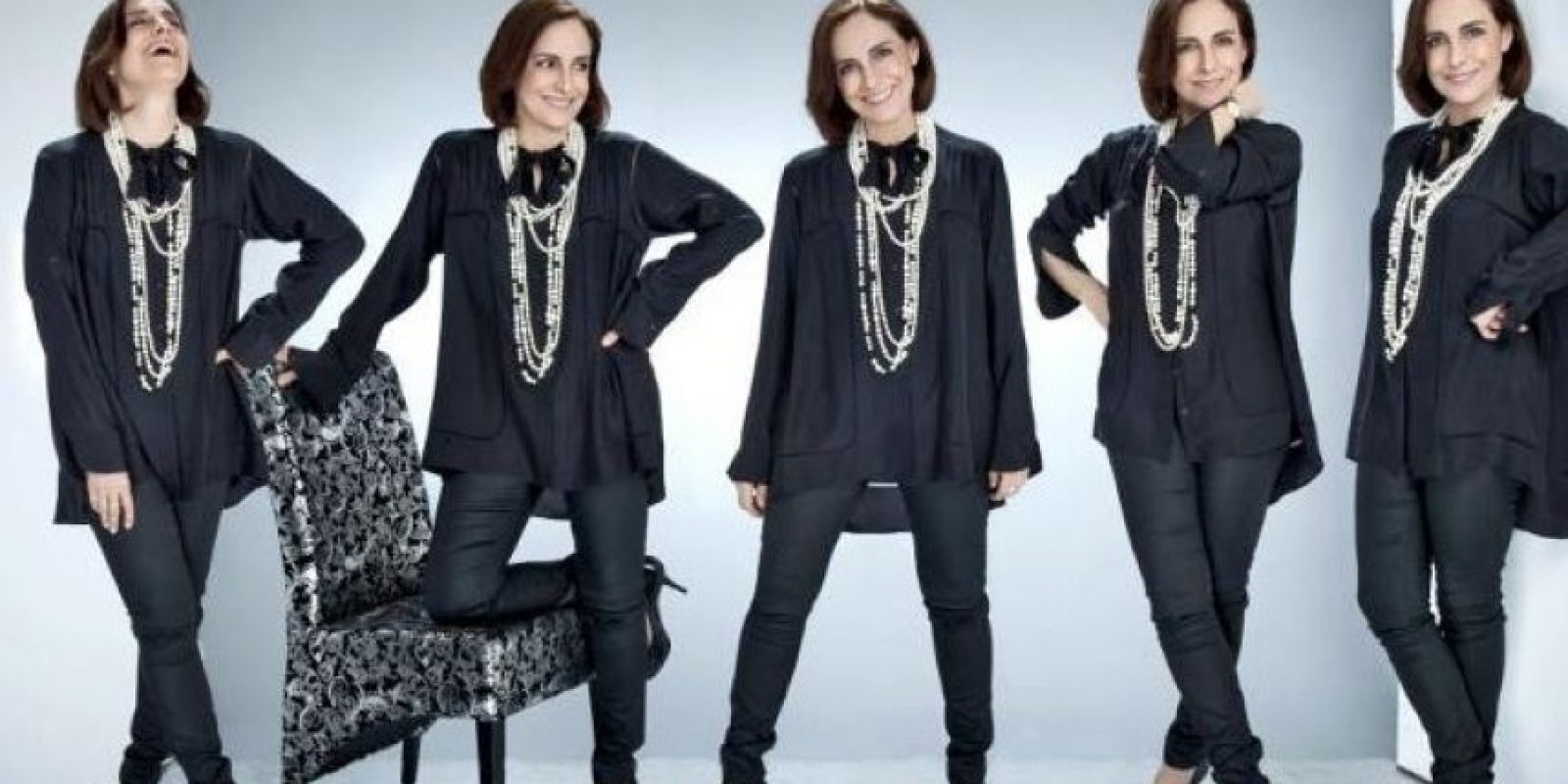 La actriz se ha destacado por sus personajes antagónicos Foto:Vía facebook.com/diana.brachobordes