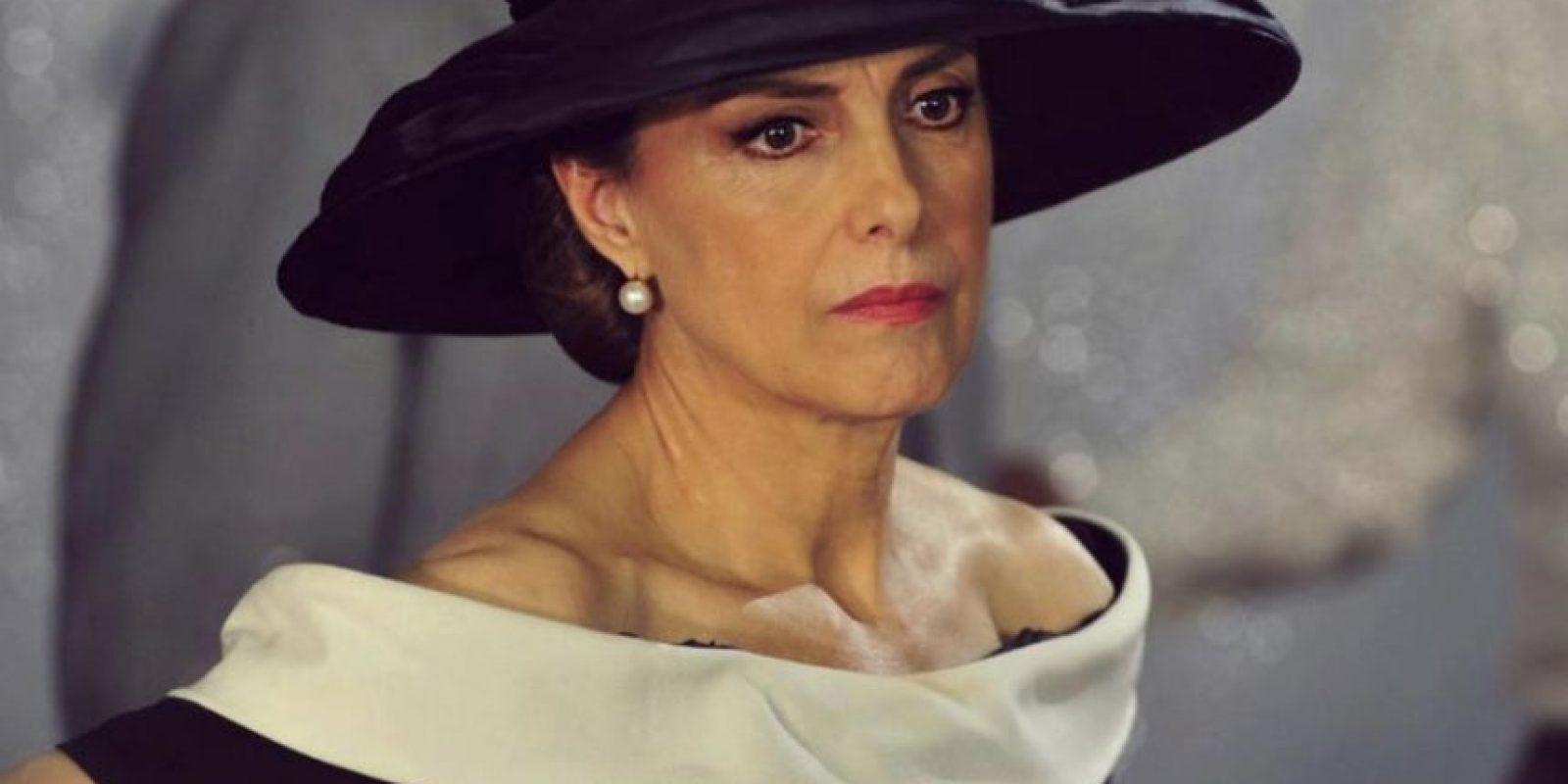 Diana Bracho fue quien le dio vida a este personaje Foto:Vía facebook.com/diana.brachobordes