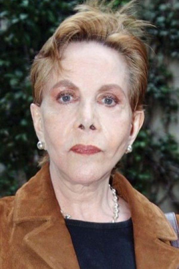 Su personaje dejó huella en la historia de las telenovelas como una de las mejores villanas Foto:Vía esmas.com