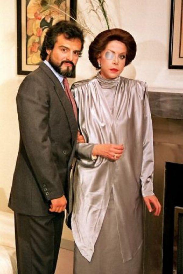 José Carlos Larios Creel Foto:Televisa