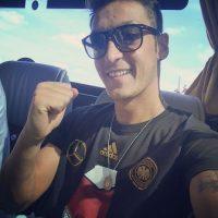 Entonces, la Guardia Civil lo detuvo y tuvo que pagar 500 euros de multa. Foto:Vía instagram.com/m10_official